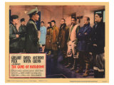 Guns of Navarone, 1966 Print
