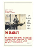 The Graduate, 1967 Giclee-vedos