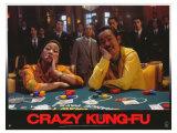 Kung Fu Hustle, French Movie Poster, 2005 Premium Giclee Print