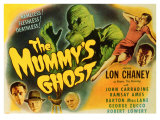The Mummy's Ghost, 1944 Art