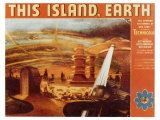 This Island Earth, 1954 Posters