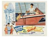 Girls! Girls! Girls!, 1962 Giclee Print