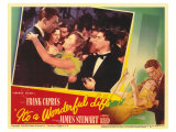 It's a Wonderful Life, 1946 Giclée-tryk