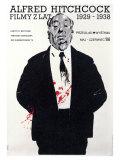 Alfred Hitchcock Film Festival, 1988 Reproduction giclée Premium