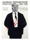 Alfred Hitchcock Film Festival, 1988 Premium Giclee Print