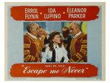 Escape Me Never, 1947 Posters