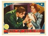 After the Thin Man, 1936 Giclee-tryk i høj kvalitet