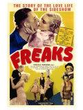 Freaks, 1932 Giclée-Druck