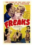 Freaks, 1932 Giclee Print