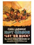Let 'er Buck, 1925 Posters