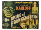 The Bride of Frankenstein, 1935 Print