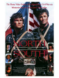 North and South Book 1, 1985 Reproduction giclée Premium
