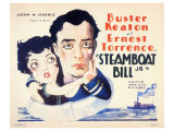 Steamboat Bill, Jr., 1928 Prints