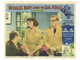 McHale&#39;s Navy Joins the Air Force, 1965 Giclee Print