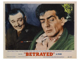 Betrayed, 1954 Print