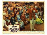 The Music Man, 1962 Print