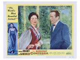 Barefoot Contessa, 1954 Posters