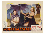 Topper Takes a Trip, 1939 Giclee-vedos
