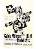 The Misfits, 1961 Julisteet