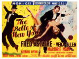 The Belle of New York, 1952 Giclee Print