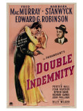 Double Indemnity, 1944 Reproduction proc&#233;d&#233; gicl&#233;e