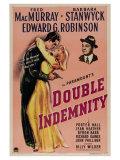 Double Indemnity, 1944 Plakát