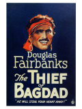The Thief of Baghdad, 1924 Prints