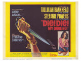 Die Die My Darling, 1965 Art