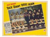 Buck Benny Rides Again, 1940 Prints