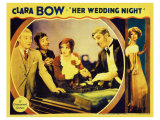 It's Her Wedding Night, 1930 Giclee Print