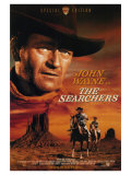 The Searchers, 1956 - Poster