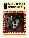Nosferatu, a Symphony of Horror, 1922 Wydruk giclee