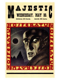 Nosferatu, a Symphony of Horror, 1922 Giclee Print
