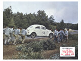 The Love Bug, 1969 Premium Giclee Print