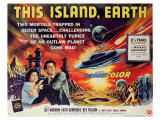 This Island Earth, 1954 Giclee Print