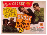 Ghost of Hidden Valley, 1946 Giclee Print