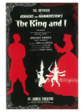 The King and I Posters