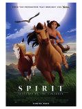 Spirit: Stallion of the Cimarron, 2002 Premium Giclee Print