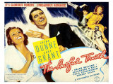 The Awful Truth, 1937 Affiches