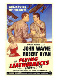 Flying Leathernecks, 1951 Posters
