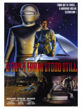 The Day The Earth Stood Still, 1951 Art