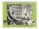 The Lives of a Bengal Lancer, 1935 Posters