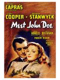 Meet John Doe, 1941 Posters