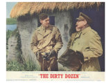 The Dirty Dozen, 1967 Art