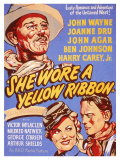 She Wore a Yellow Ribbon, 1949 Prints