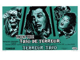 Twice Told Tales, Belgian Movie Poster, 1963 Reprodukcje