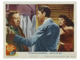 The Bribe, 1949 Giclée-tryk