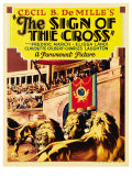 The Sign of the Cross, 1932 Prints
