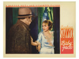 Baby Face, 1933 Giclee Print
