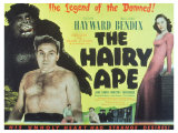 The Hairy Ape, 1944 Poster